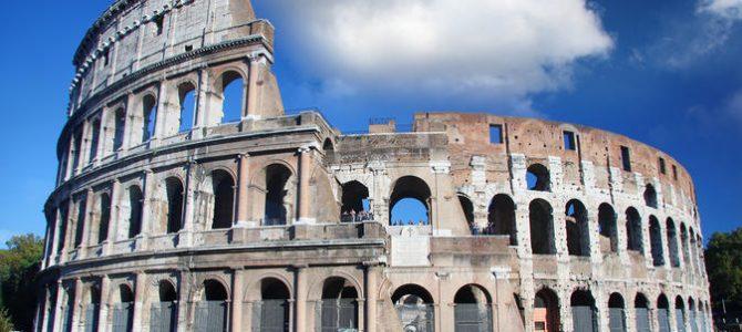 €91.48 už 4 naktis Romoje, į kainą įskaičiuotas skrydis + nakvynė