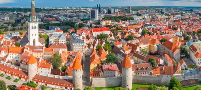 €10už autobuso bilietą į Taliną ir atgališ Vilniaus
